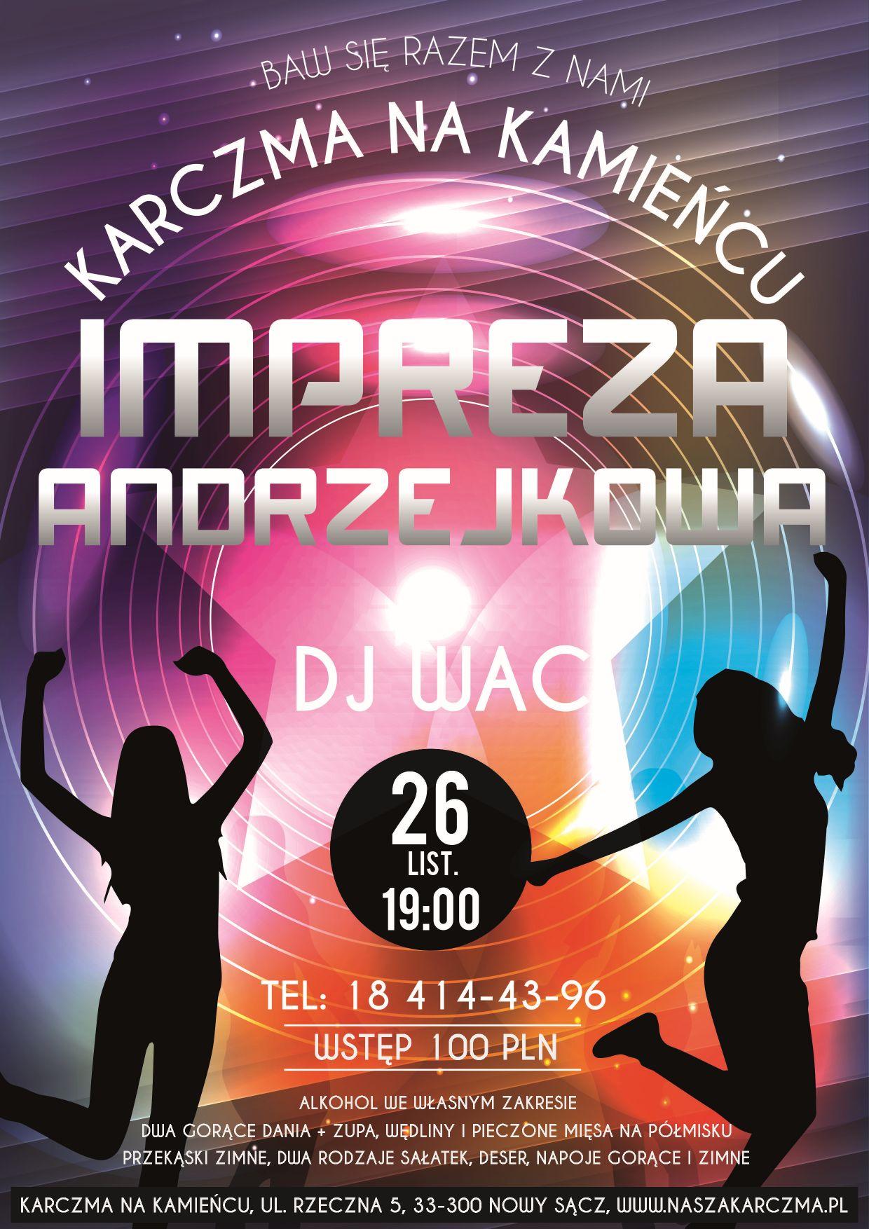 Impreza Andrzejkowa 2016